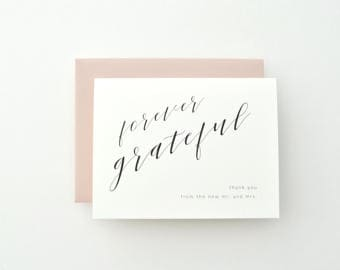 Handwritten Card